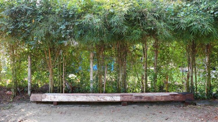 idea woodsmith bamboo and reclaimed teak beam